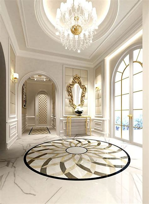 floor designs 40 luxurious grand foyers for your home
