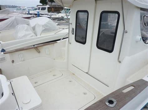 quicsilver tekne quicksilver 580 pilothouse en marina de santander