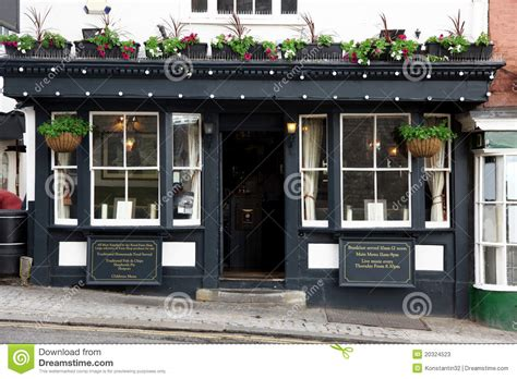 Classical House Plans exterior classic old pub in london stock photos image