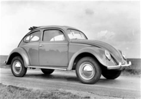 Vw Käfer Tieferlegen Hinten bild foto vw k 228 fer 1950 schwenkfenster hinten waren