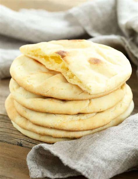 Sirlia Pita gluten free pita bread recipe gluten free on a shoestring