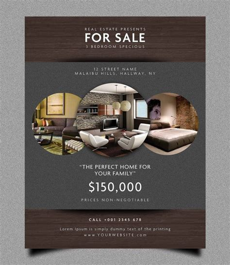 best house immobiliare 25 best ideas about real estate flyers on