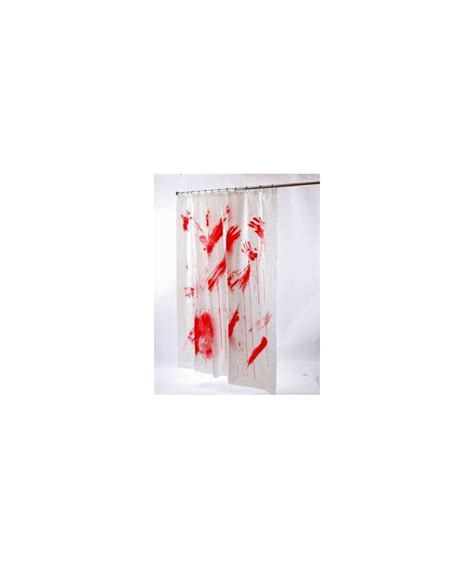 shower curtain halloween costume bloody shower curtain halloween decoration