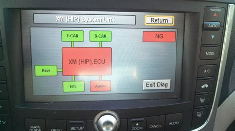acura hfl repair 07 acura tl xm stopped working today almost like the