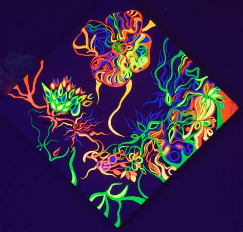 neon painting fluorescent acrylic paintings buy acrylic paintings
