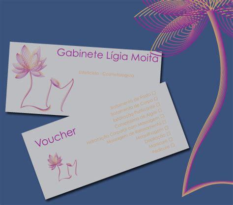 Voucher promocional Gabinete de Estética   giSign