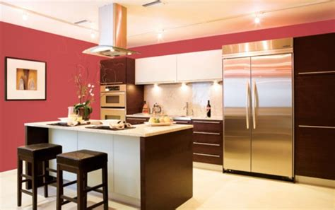 red kitchen paint ideas the popular kitchen colors for 2013 beautiful homes design