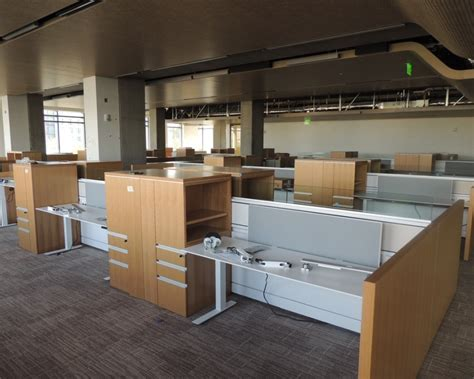 boise knoll furniture corporate office installations