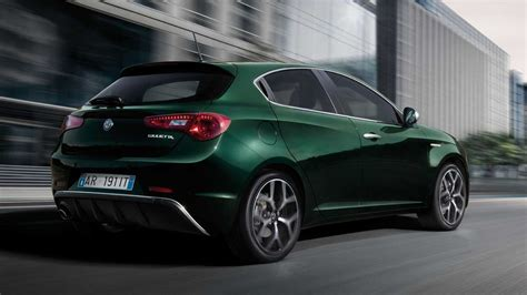 2019 Alfa Romeo Giulietta by Freshened Up Alfa Romeo Giulietta Is Priced From 163 19 750
