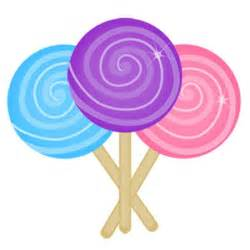 30 personalized address labels sweet shoppe lollipop