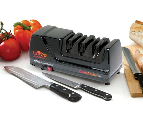chef s choice 1520 angle select knife sharpener review