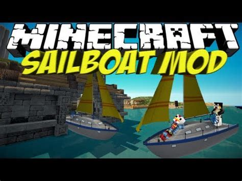 minecraft dog on boat minecraft realistic speed boats mod showcase funnydog tv