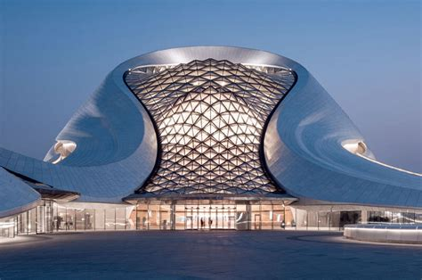 Architettura E Design by Architettura E Design Si Fondono Nella Nuova Harbin Opera