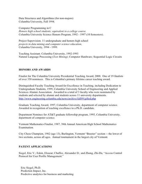 predictive analytics resume resume for work in predictive analytics resume for work nishant