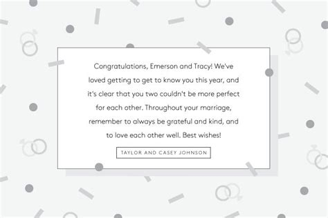 What To Write In Wedding Card For Coworker