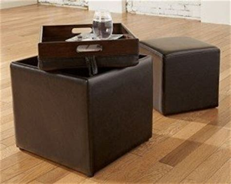 lazy boy ottoman with tray small storage ottomans foter