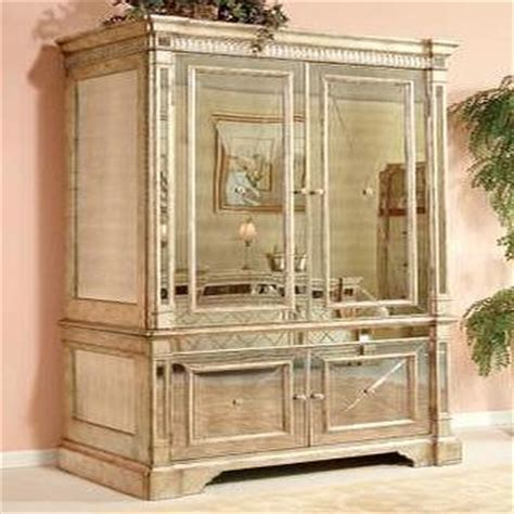 Borghese Mirrored Armoire by Hayworth Dress Pier 1