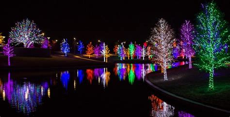 christmas lights from dallas on the ground best light displays in dallas fort worth my dallas
