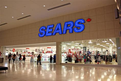 sears store sears stores in toronto to host huge liquidation sale