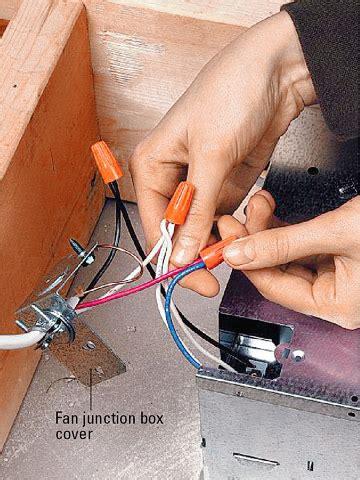 installing a bath vent fan better homes amp gardens
