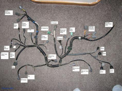 b18c wiring harness wiring diagrams
