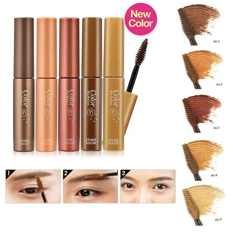 Harga Etude House Color My Brow etude house color my brow shopee indonesia