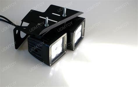 2010 chevy silverado led lights chevrolet silverado high power cree led bumper light work l