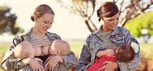 woman behind military breast feeding photo fired from job hot women breastfeeding hot girls wallpaper