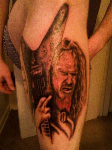 dimebag darrell tattoos dimebag darrell tattos 100 pics izismile