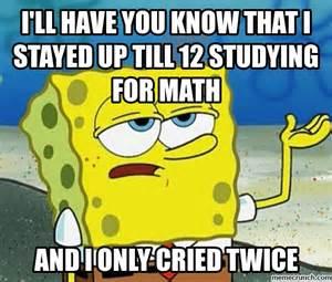 Meme Math - algebra meme memes