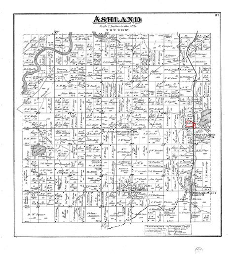 Ashland County Property Tax Records Fellows Family Land Records Newaygo County Michigan Liber