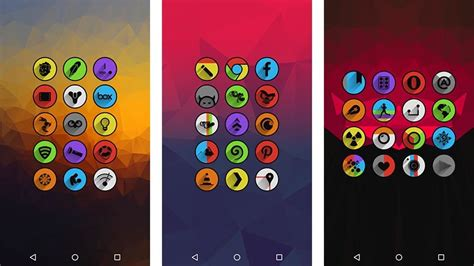 best android icon pack 10 best icon packs for android by developer android authority