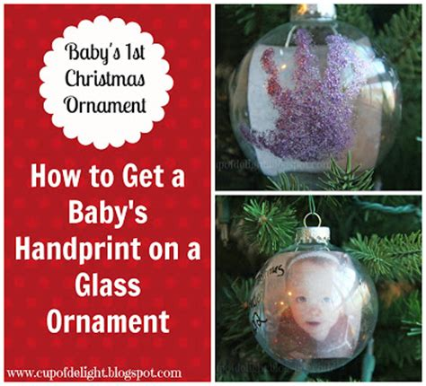 50 diy christmas ornaments do small things with great love