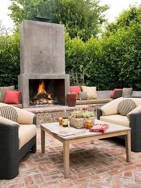 outdoor fireplace ideas 53 most amazing outdoor fireplace designs