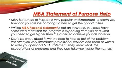 Executive Mba Acceptance Rate by Statement Of Purpose Mba