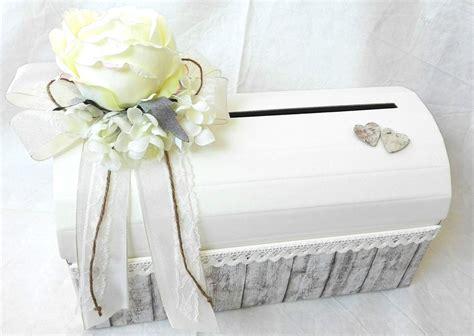 Briefbox Hochzeit by Festliche Karten Und Mehr Briefbox Box Truhe