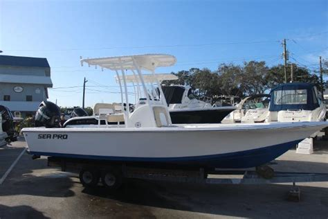 sea pro boats 228 sea pro 228 bay boats for sale boats