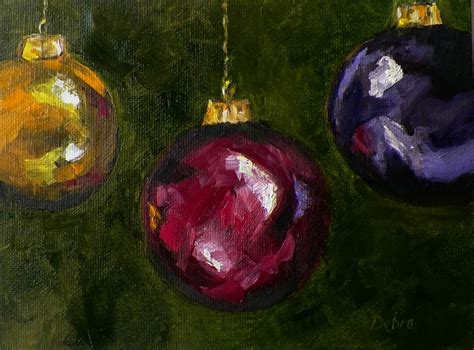 original painting tree ornaments by - Ornament Paintings