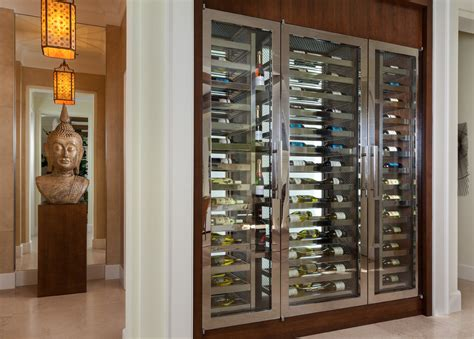 built in wine cabinet built in wine cabinet kitchen eclectic with area rug