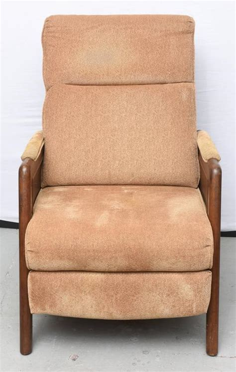 lane recliners sale pair of lane recliners usa 1970s for sale at 1stdibs