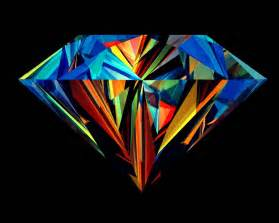 colorful diamonds abstract colorful wallpaper hd wallpapers source