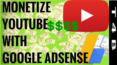 adsense link youtube how to monetize youtube channel videos link with adsense