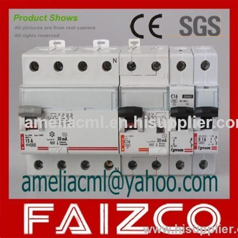 Mcb Hager Mini Circuit Breaker Hager Type Mu 3p 6a 3x6a legrand mini circuit breaker from china manufacturer