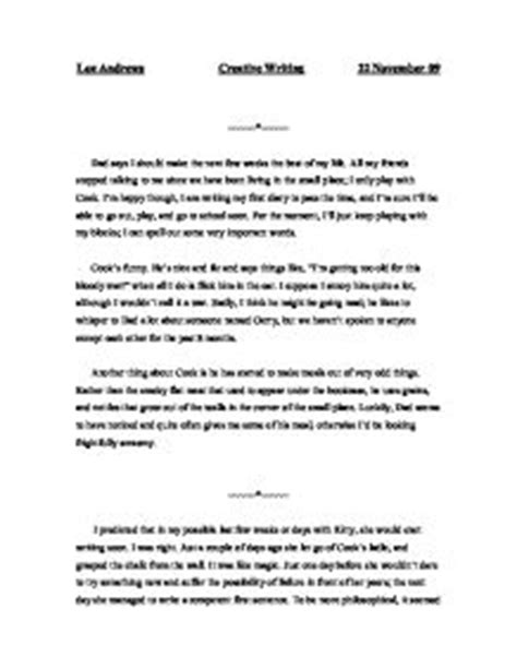 biography essay about my friend creative writing dad says i should make the next few