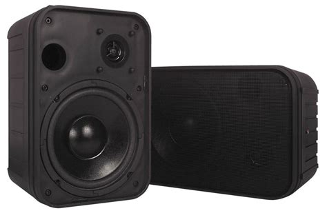 pyramid home studio monitor surround sound wall mount