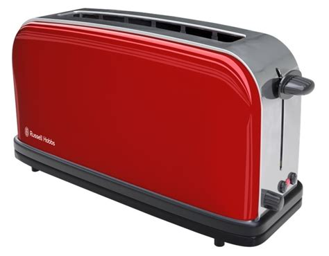 Russell Hobbs Sandwich Toaster Russell Hobbs Colours Aflang Toaster Red 21391 56