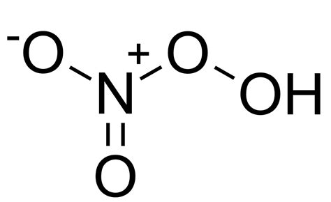 peroxynitric acid wikipedia