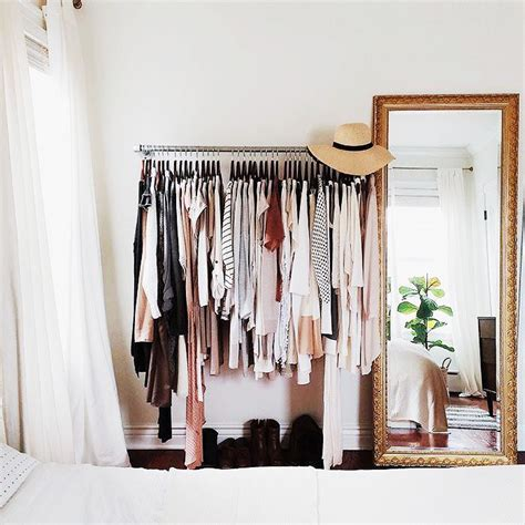 Wardrobe Clothes Rack by Best 25 Clothing Racks Ideas On Diy Clothes