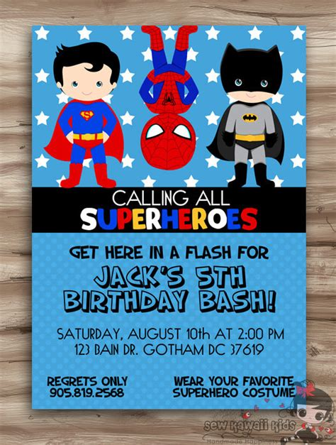 printable superhero party decorations superhero birthday invitation superhero invite
