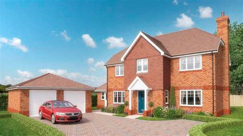New Homes Ta by A Wealth Of New Homes For Sale Attracting Commuters To